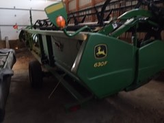 Header-Auger/Flex For Sale:  2010 John Deere 630F