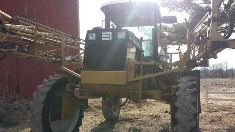 RoGator 854 Sprayer-Self Propelled For Sale