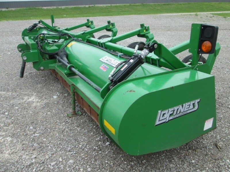 2007 Loftness 240SH Stalk Chopper For Sale