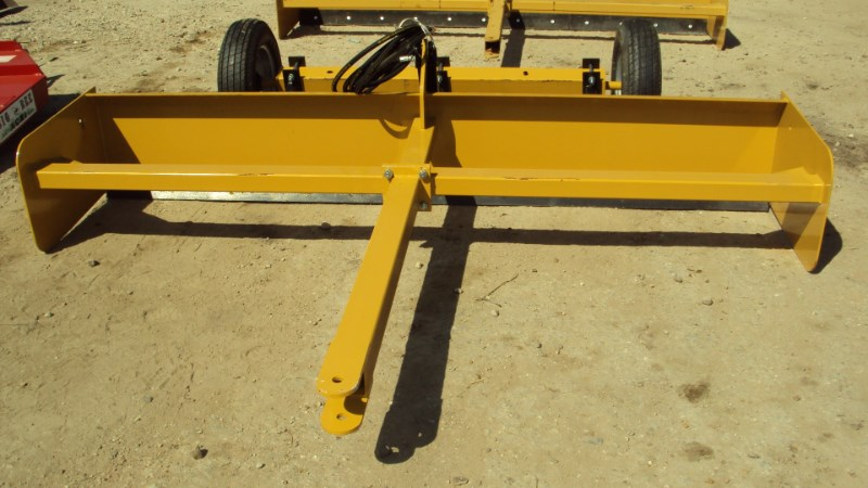 Atlas NEW Heavy duty 10' hydraulic pull type box blade Box Blade Scraper For Sale