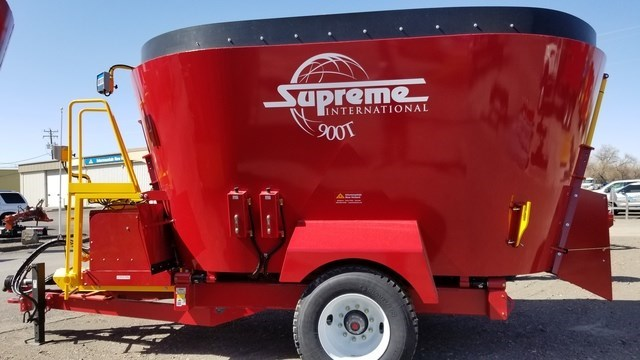 2018 Supreme 900T Feeder Wagon-Portable For Sale