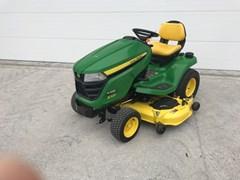 Riding Mower For Sale 2014 John Deere X320