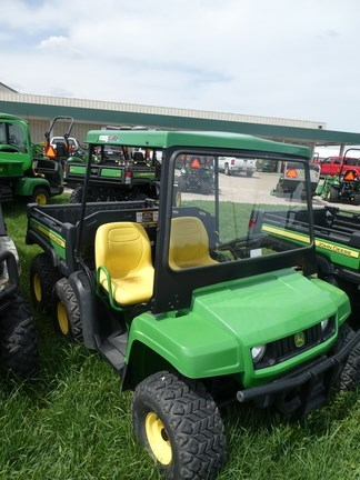 2009 John Deere TH 6X4 D Utility Vehicle For Sale