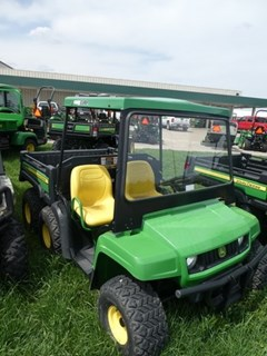 Utility Vehicle For Sale 2009 John Deere TH 6X4 D