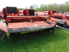 Disc Mower For Sale New Holland 1411