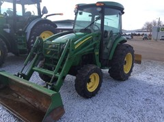 Tractor For Sale 2011 John Deere 4720 , 58 HP