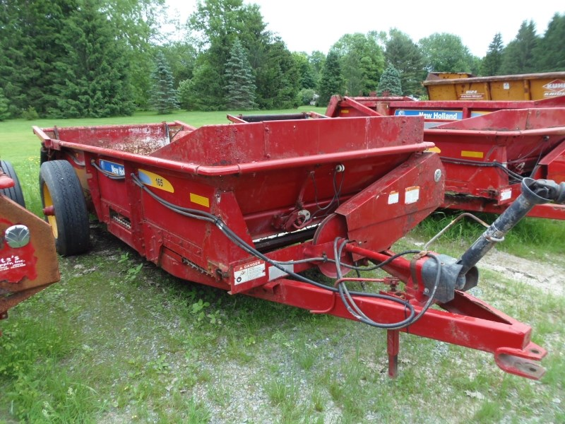 2012 New Holland 165 Manure Spreader-Dry For Sale