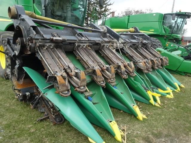 2010 Geringhoff NorthStar 1230 Header-Corn For Sale
