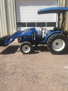 Tractor For Sale:  2010 New Holland BOOMER 50
