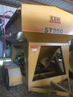 Misc. Ag For Sale 2000 KBH ST250