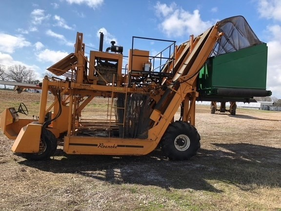 Roanoke Gregory Tobacco Harvester Misc. Ag For Sale