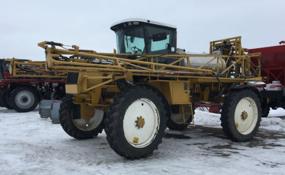 2000 RoGator 854 Sprayer-Self Propelled For Sale