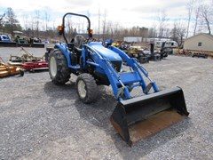 Tractor For Sale:  2005 New Holland TC40A , 40 HP