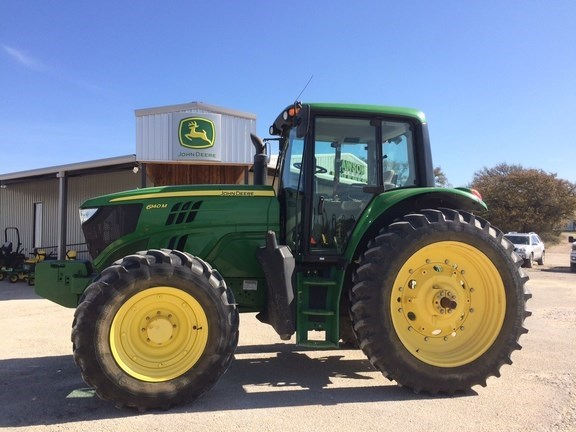 2013 John Deere 6140M Tractor For Sale