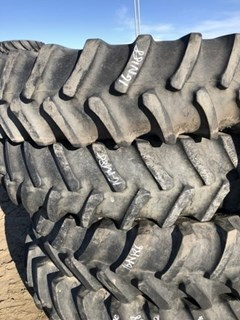 Wheels and Tires For Sale:  Firestone 420/85R46
