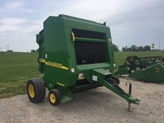Baler-Round For Sale:  2006 John Deere 557
