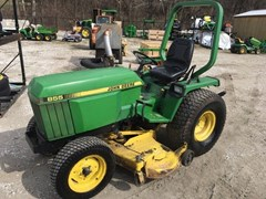 Tractor For Sale:  1987 John Deere 855 , 24 HP