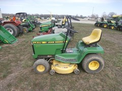 Riding Mower For Sale:  1998 John Deere LX178 , 15 HP