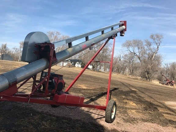 Sudenga 10X36 TOP DRIVE Auger-Portable For Sale