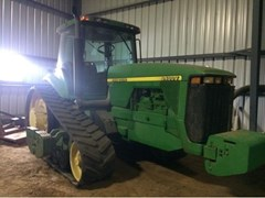 Tractor For Sale 1998 John Deere 8400T , 225 HP