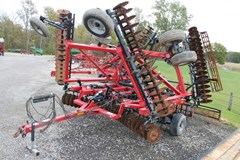 Vertical Tillage For Sale Case IH 330 Turbo
