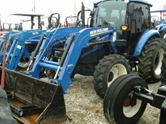 Tractor For Sale 2012 New Holland T4.75 C4 LDR , 64 HP