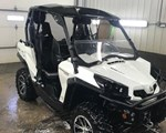 Utility Vehicle For Sale: 2013 Can-Am 1000 LTD WHITE COMMANDER SKU # 6GDA