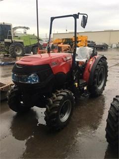 Tractor  2018 Case IH FARMALL 110N , 110 HP
