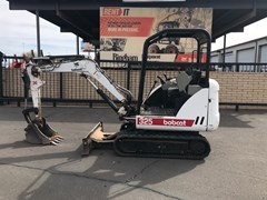 Excavator-Track For Sale:  2007 Bobcat 325G
