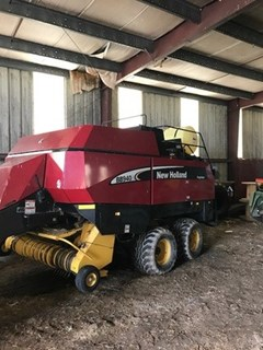 Baler-Big Square For Sale 2005 New Holland BB940A