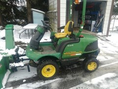 Riding Mower For Sale 2002 John Deere 1445