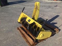 Snow Blower For Sale:   John Deere 3290
