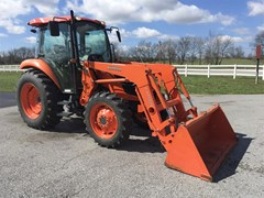 Tractor For Sale 2011 Kubota M7040HDC , 67 HP