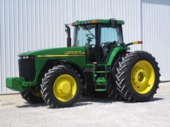 Tractor For Sale 2001 John Deere 8310 , 205 HP
