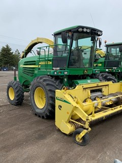 Forage Harvester-Self Propelled For Sale 2006 John Deere 7800
