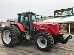 Tractor For Sale 2009 Massey Ferguson 8450 , 215 HP