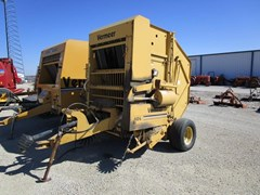 Baler-Round For Sale Vermeer 604SJ