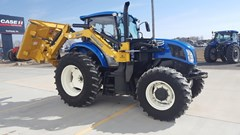 Tractor For Sale 2015 New Holland TS6.130 , 130 HP