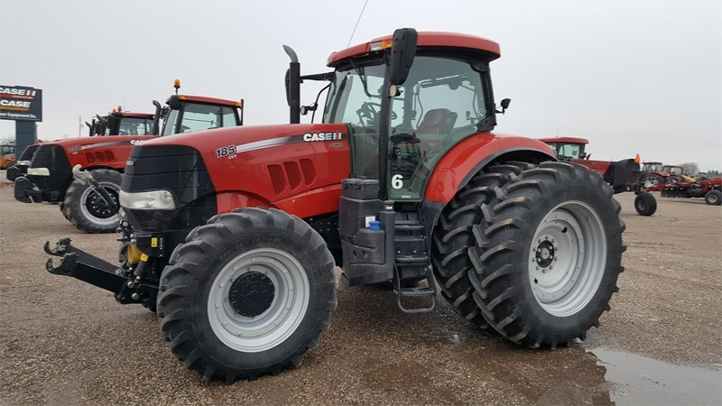 2015 Case IH PUMA 185 CVT Tractor For Sale