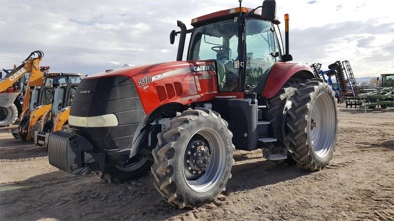 2011 Case IH MAGNUM 210 CVT Tractor For Sale