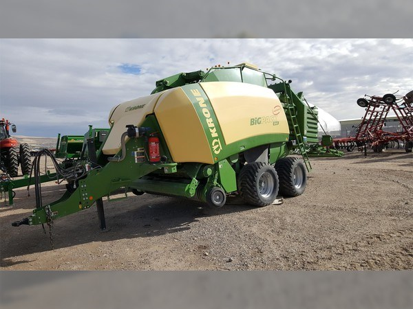 2014 Krone BP4x4HS Baler-Square For Sale