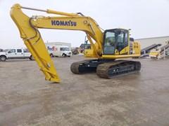 Excavator For Sale:  2018 Komatsu PC210LC-11
