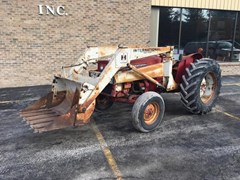 Tractor For Sale:   International 424 GAS