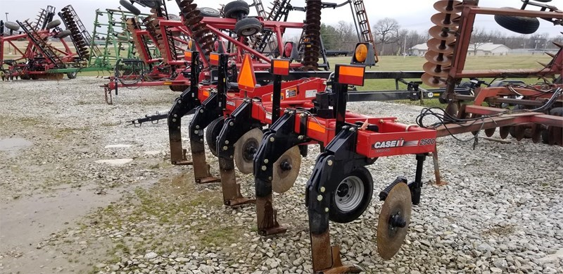 2014 Case IH ECOLO-TILL 2500 Rippers For Sale