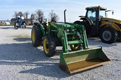 Tractor For Sale 2008 John Deere 5425 , 81 HP