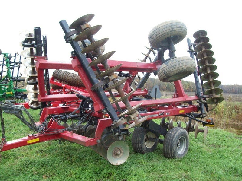 2012 Case IH RMX340 Disk Harrow For Sale