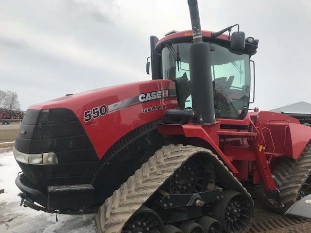 2013 Case IH 550 QUAD Tractor For Sale