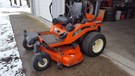 Riding Mower For Sale:  2003 Kubota ZD18