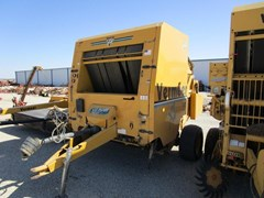Baler-Round For Sale 2002 Vermeer 605XL