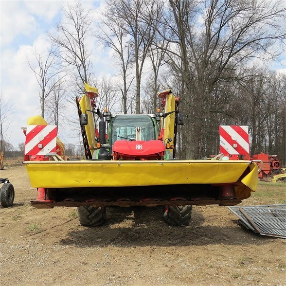2012 Pottinger NOVACAT 351 ALPHA MOTION RC Mower Conditioner For Sale
